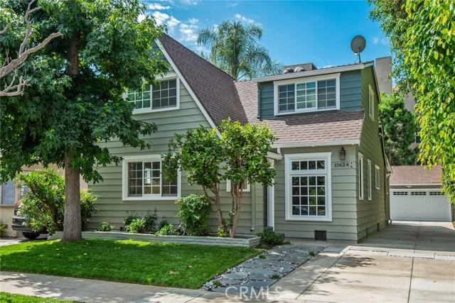 10624 Bloomfield Street, Toluca Lake, CA 91602