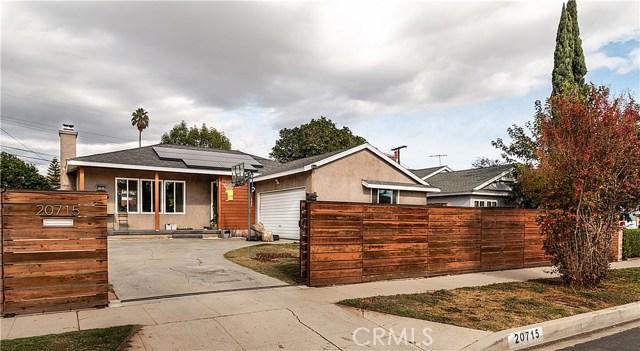 20715 Schoolcraft Street, Winnetka, CA 91306