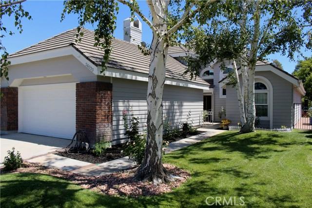 26033 Bellis Drive, Valencia, CA 91355