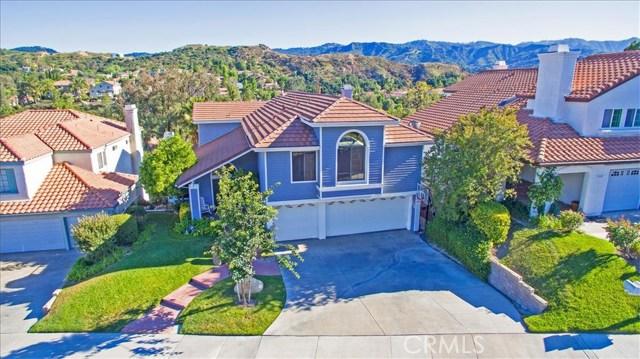 23454 Glenridge Drive, Newhall, CA 91321