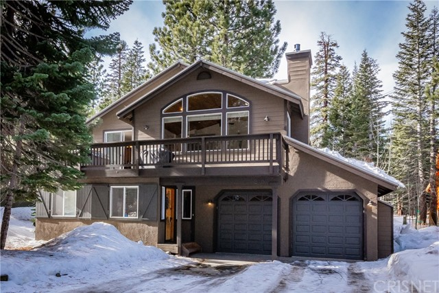 210 Crystal Lane, Mammoth Lakes, CA 93546