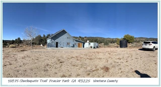 16875 Chuchupate Trail, Frazier Park, CA 93225