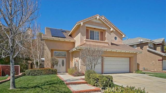 27831 Ron Ridge Drive, Saugus, CA 91350