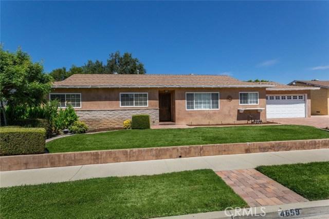 4659 Beaumont Street, Simi Valley, CA 93063