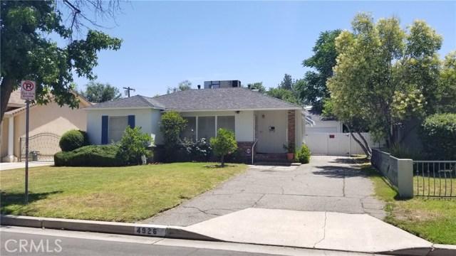 4926 Petit Avenue, Encino, CA 91436