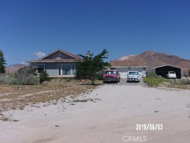 9081 Soledad Road, Mojave, CA 93501
