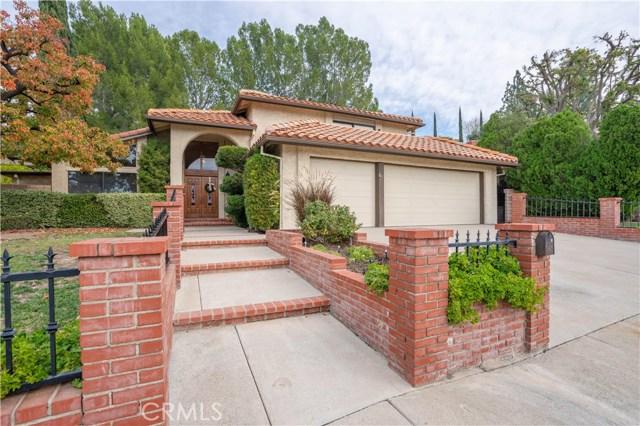 18939 Killimore Court, Porter Ranch, CA 91326