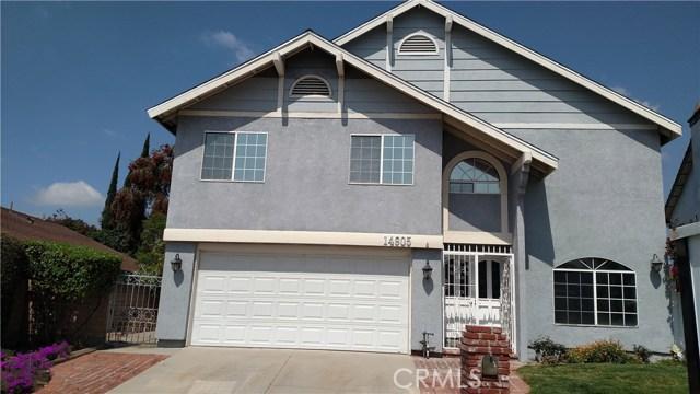 14905 Simonds Street, Mission Hills (San Fernando), CA 91345
