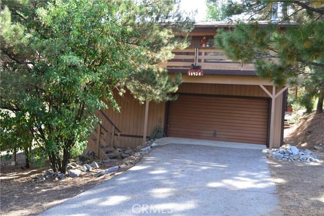 15436 Mil Potrero, Pine Mtn Club, CA 93222