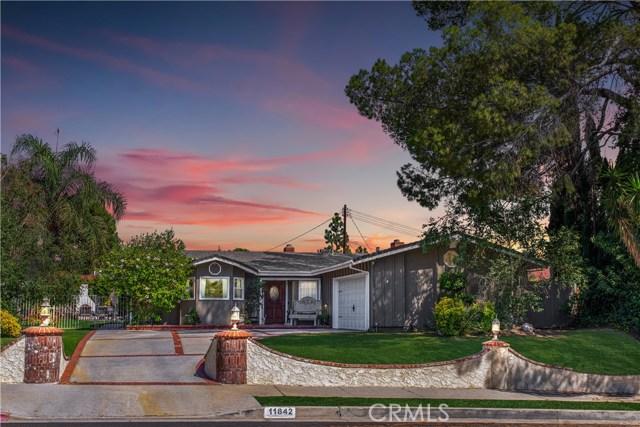11842 Monogram Avenue, Granada Hills, CA 91344