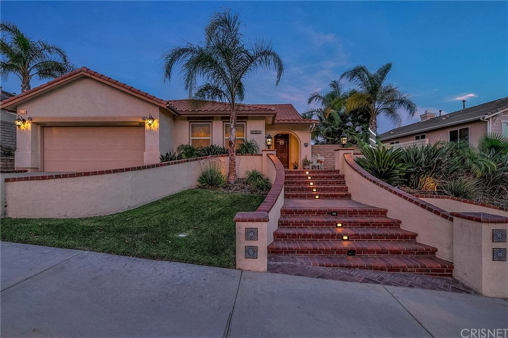 This Loving Canyon Crest home with great curb appeal offering 4 Bedrooms+ Bonus Room & 3 Baths with over 3100 SQFT is the Home you have been looking for! Upon entering you'll find a large living/dining area with beautiful hardwood floors that lead to the heart of the home, the kitchen. This upgraded kitchen offers granite countertops, upgraded cabinets, stainless steel appliances, built-in Microwave, convection oven, dishwasher & a newer refrigerator. The kitchen island is a perfect place to gather next to the family room. A UNIQUE FIRST FLOOR MASTER BEDROOM with vaulted ceilings, overlooking the backyard & a large walk-in closet. The spacious Master Bathroom with double sinks offers a separate shower, and a jetted tub. On the first floor, there a guest bedroom with a large closet space, and a full bathroom. This home offers a bonus room, currently used as a bedroom, but it could also be used as an office, music room or library. On the second floor, there are two more well-sized bedrooms and a full bathroom. Other features are Crown Molding, Ceiling fans & laundry room. The front yard is large & green. The Backyard is private and beautifully landscaped with stamped concrete, fruit trees (Peach, Apple, Plum & Lemon) with a Gazebo, beautiful fountain & Spa. There are views of the green belt as well as the hills surrounding this community. This home is in a quiet residential neighborhood, within minutes to freeway access, shops, parks, & Top-rated schools.
