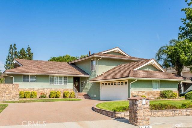 12516 McLennan Avenue, Granada Hills, CA 91344