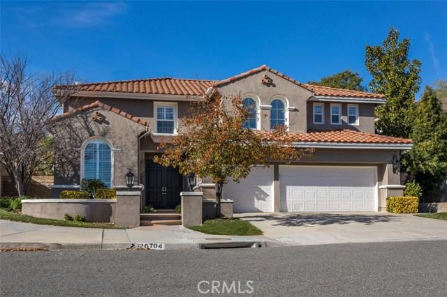 26704 Wyatt Lane, Stevenson Ranch, CA 91381