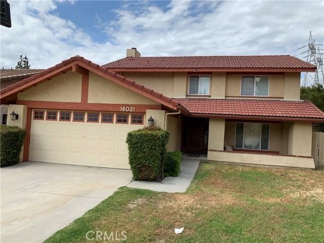 16021 Spur Ridge Road, Sylmar, CA 91342