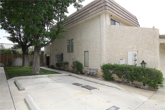 Gorgeous in Every Detail! Everything recently upgraded. You will fall in love when you walk in the front door. The roomy living room features cozy fireplace with custom made Mantle, Crown Molding throughout the home and Custom Baseboard. Kitchen is fully remodeled. Rich Granite Countertops, stone Tile Backsplash and Stainless Appliances. All Bathrooms and Laundry Room also remodeled! Beautiful Cabinets, Granite Countertops, Custom Fixtures, Vessel Sink, Custom Mirrors, Custom Tile in shower. Each Bedroom is a Master with a walkin Closet and it's own Sink. Private Balcony with Canopy that will stay. 2 Car attached Garage with direct access to the home. Plus Sliding Glass Door to good sized Yard with Lovely Landscaping, Patio Cover and Artificial Turf. This lovely home will not last.