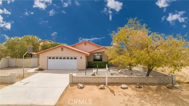 9840 Margery Avenue, California City, CA 93505