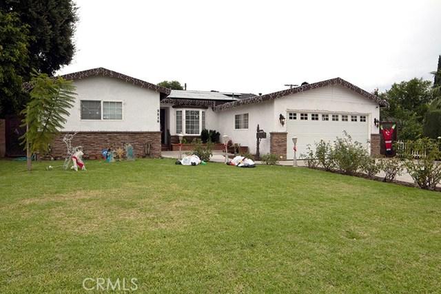 9810 Danube Avenue, North Hills, CA 91343