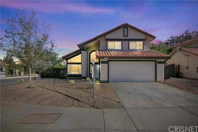 3362 Thomas Avenue, Palmdale, CA 93550