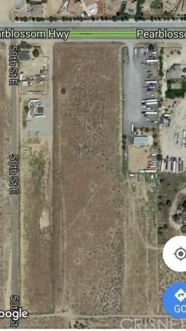 0 Vac/Ave T4/Vic 50th Ste, Palmdale, CA 93550