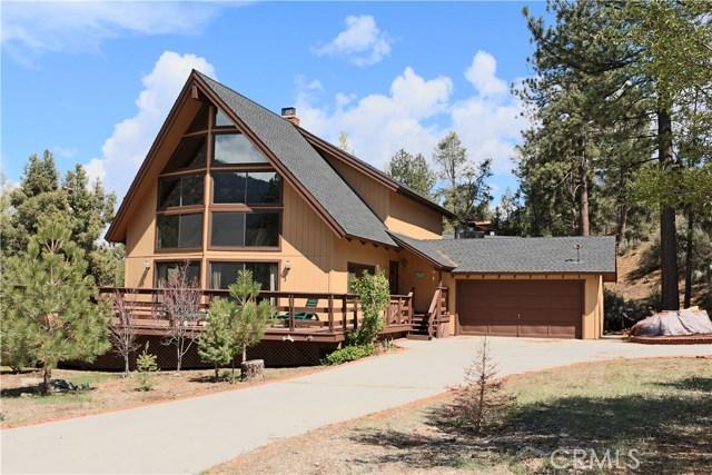 2512 Cedarwood Drive, Pine Mtn Club, CA 93222