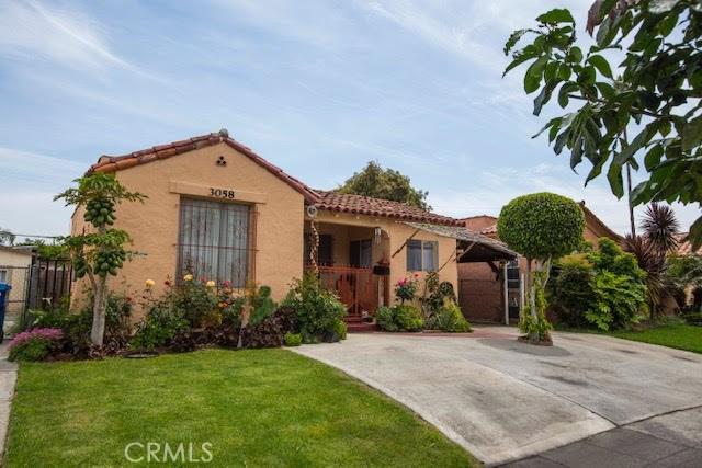 3058 Vineyard Avenue, Los Angeles, CA 90016