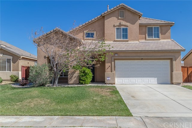 3119 Desert Moon Avenue, Rosamond, CA 93560