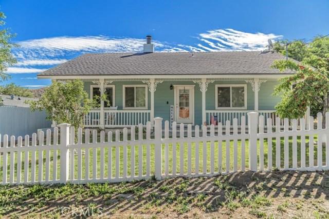 14641 Sandrock Drive, Lake Hughes, CA 93532