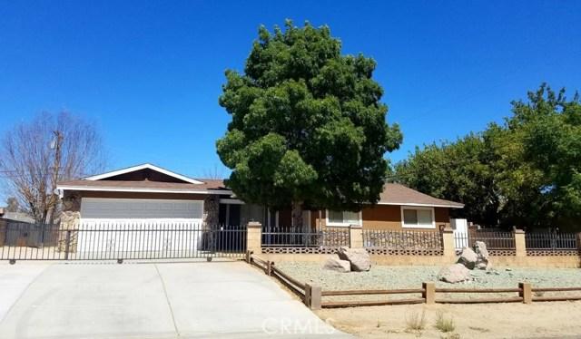 8549 Eucalyptus Avenue, California City, CA 93505