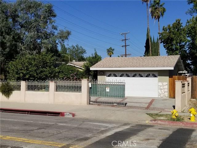 20871 Burbank Boulevard, Woodland Hills, CA 91367