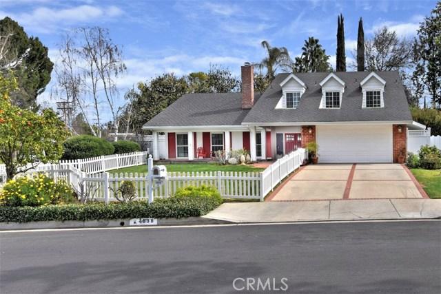 4838 Quedo Place, Woodland Hills, CA 91364