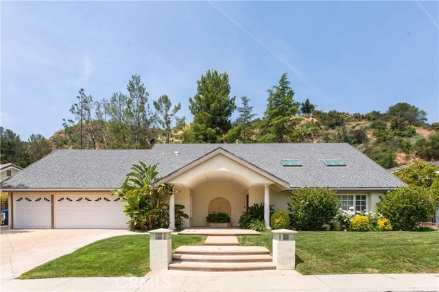 3725 Gleneagles Drive, Tarzana, CA 91356