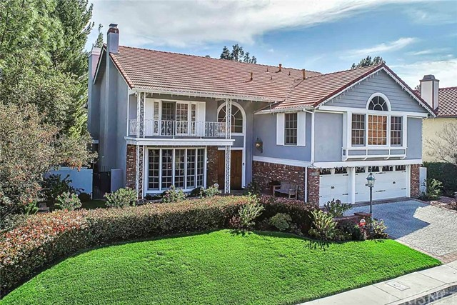 Photo of 18300 Chatham Lane, Porter Ranch, CA 91326