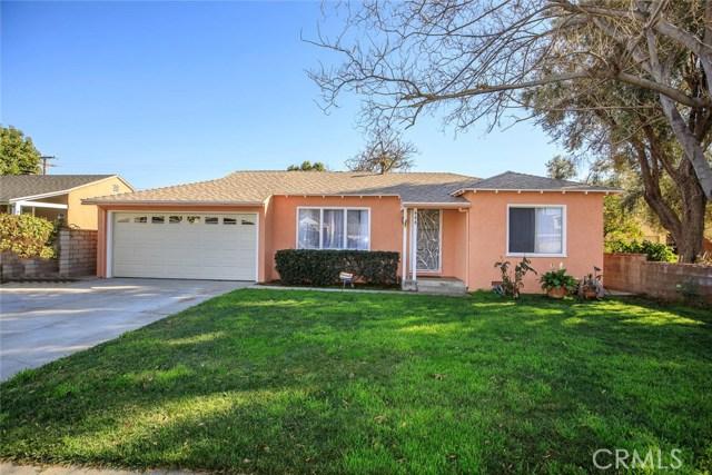 444 Newton Street, San Fernando, CA 91340