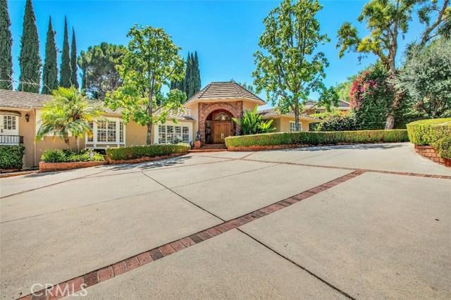 15600 Vandorf Place, Encino, CA 91436