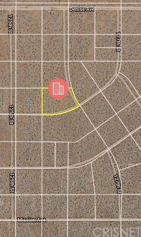 0 127th Street, Mojave, CA 93501