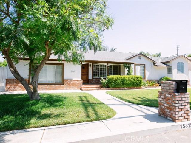 15815 Rayen Street, North Hills, CA 91343