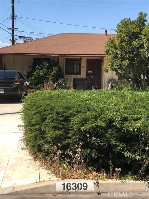 16309 Lawnwood Street, La Puente, CA 91744