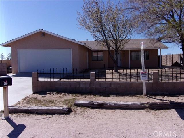 2834 Encina Avenue, Mojave, CA 93501