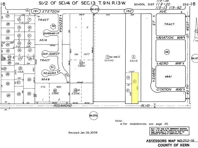 42 W Rosamnod Boulevard, Rosamond, CA 93560