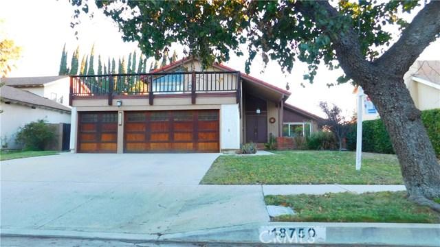 18750 Merridy Street, Northridge, CA 91324
