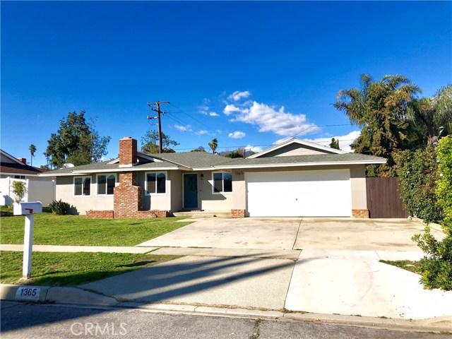 1365 Elmwood Street, Upland, CA 91786