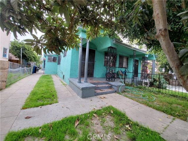 2504 Trinity Street, Los Angeles, CA 90011
