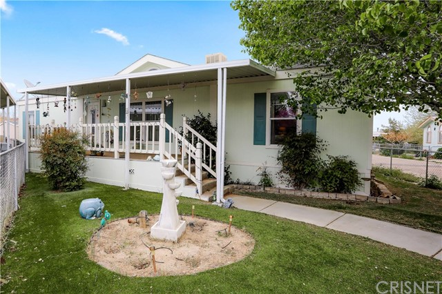 4209 W Rosamond Boulevard 124, Rosamond, CA 93560