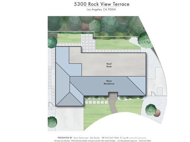 5300 Rock View Terrace Eagle Rock, CA 90041