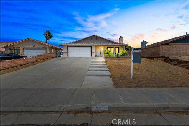 2061 Hillcrest Avenue, Rosamond, CA 93560