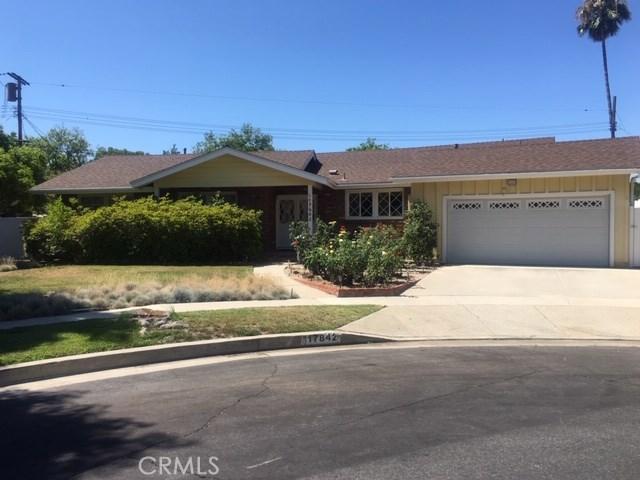 17842 Minnehaha Street, Granada Hills, CA 91344