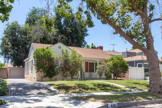 419 S Mariposa Street, Burbank, CA 91506