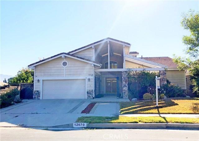 12670 Meadowlark Avenue, Granada Hills, CA 91344