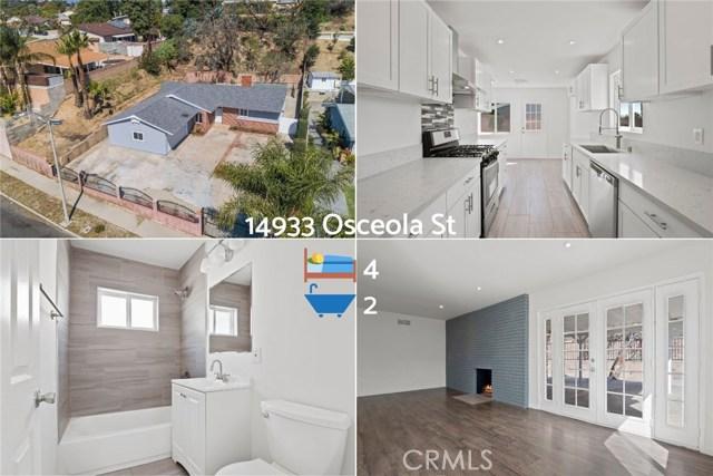 14933 Osceola Street, Sylmar, CA 91342
