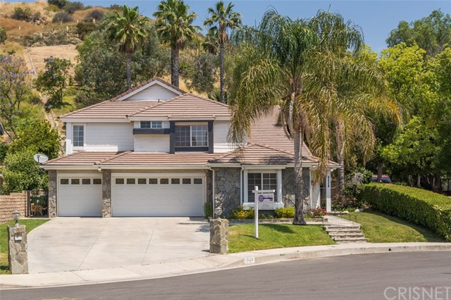 8029 Masefield Court, West Hills, CA 91304
